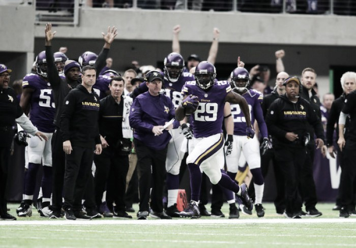 Minnesota Vikings snap their four-game losing streak with win against Arizona Cardinals