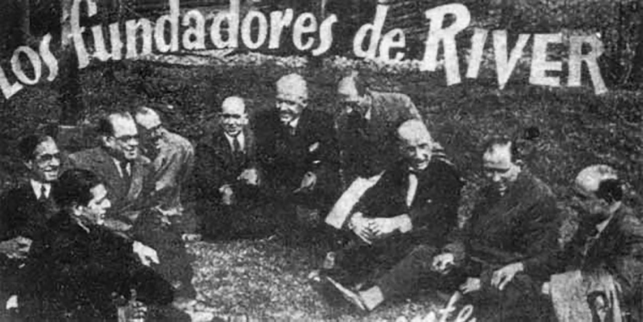River Plate: sus primeros años