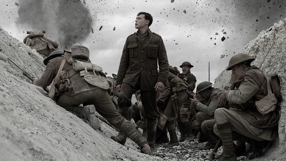 Vibrante tráiler de 1917, la nueva película de Sam Mendes