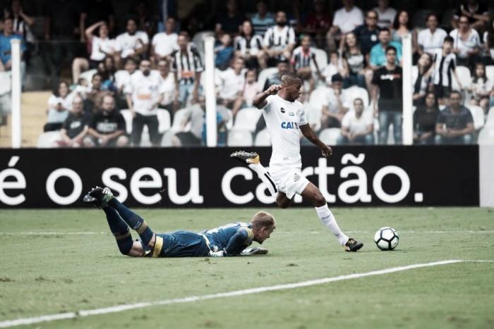 Avaí empata com Santos na Vila Belmiro e é rebaixado para Série B