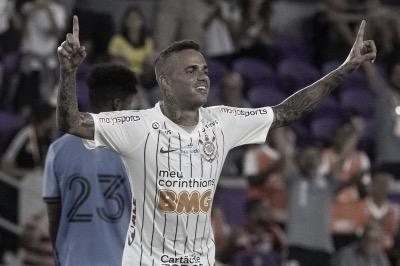 Com dois golaços de Luan, Corinthians bate New York City na estreia da Florida Cup