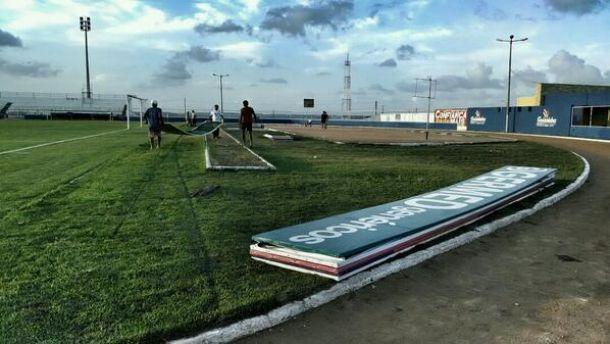 CBF suspende a partida entre Botafogo-PB e Náutico
