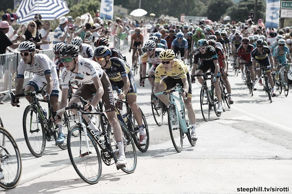 Live Tour de France 2013, la 5ème étape en direct