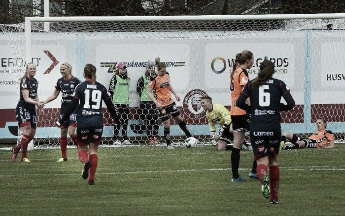 Damallsvenskan - Matchday 2 round-up: Linköpings edging Rosengård on goal difference