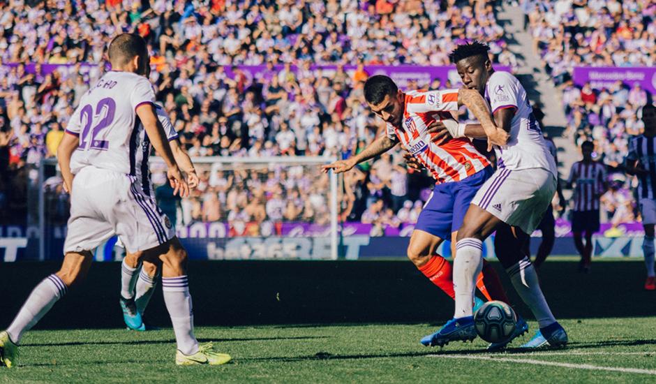 El Real Valladolid, al asalto del líder