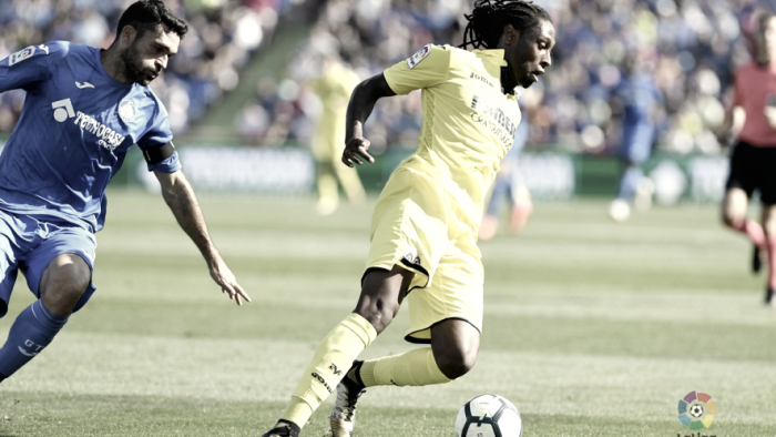 El Villarreal hace el ridículo en Getafe