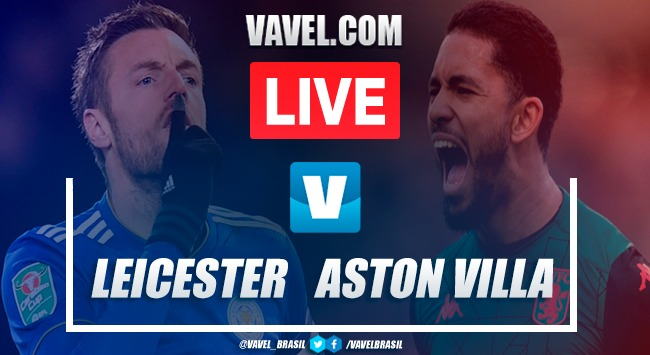 Gols e melhores momentos Leicester 1x1 Aston Villa pela Copa da Liga Inglesa 2019-20
