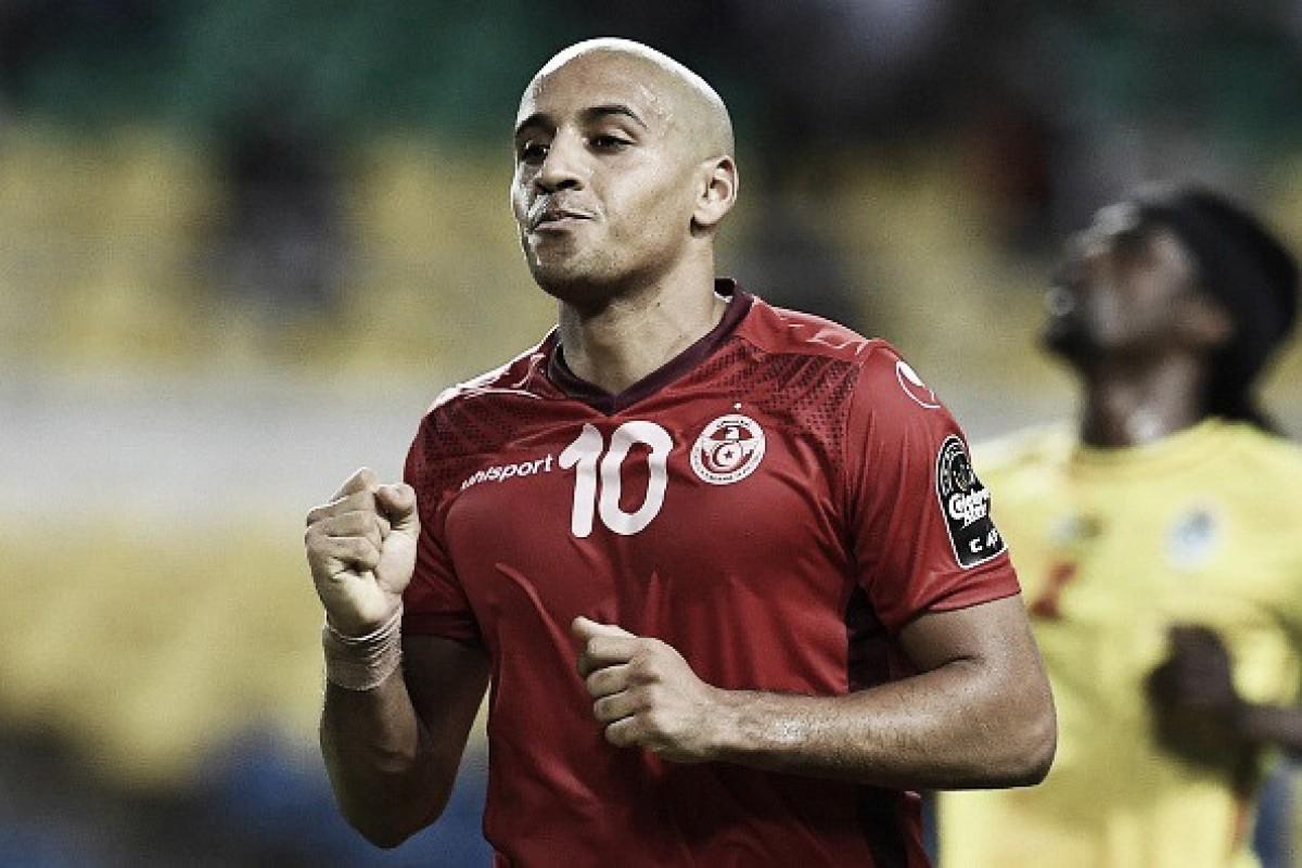 Atacante Wahbi Khazri vira referência na Tunísia: o que mudou para a seleção africana?