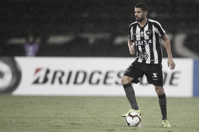 Por questões contratuais, Botafogo não terá Gabriel nas oitavas da Copa Sul-Americana