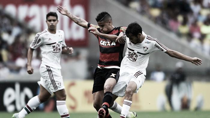 Em lados opostos na tabela, Flamengo e Fluminense se enfrentam em Natal pelo Brasileirão