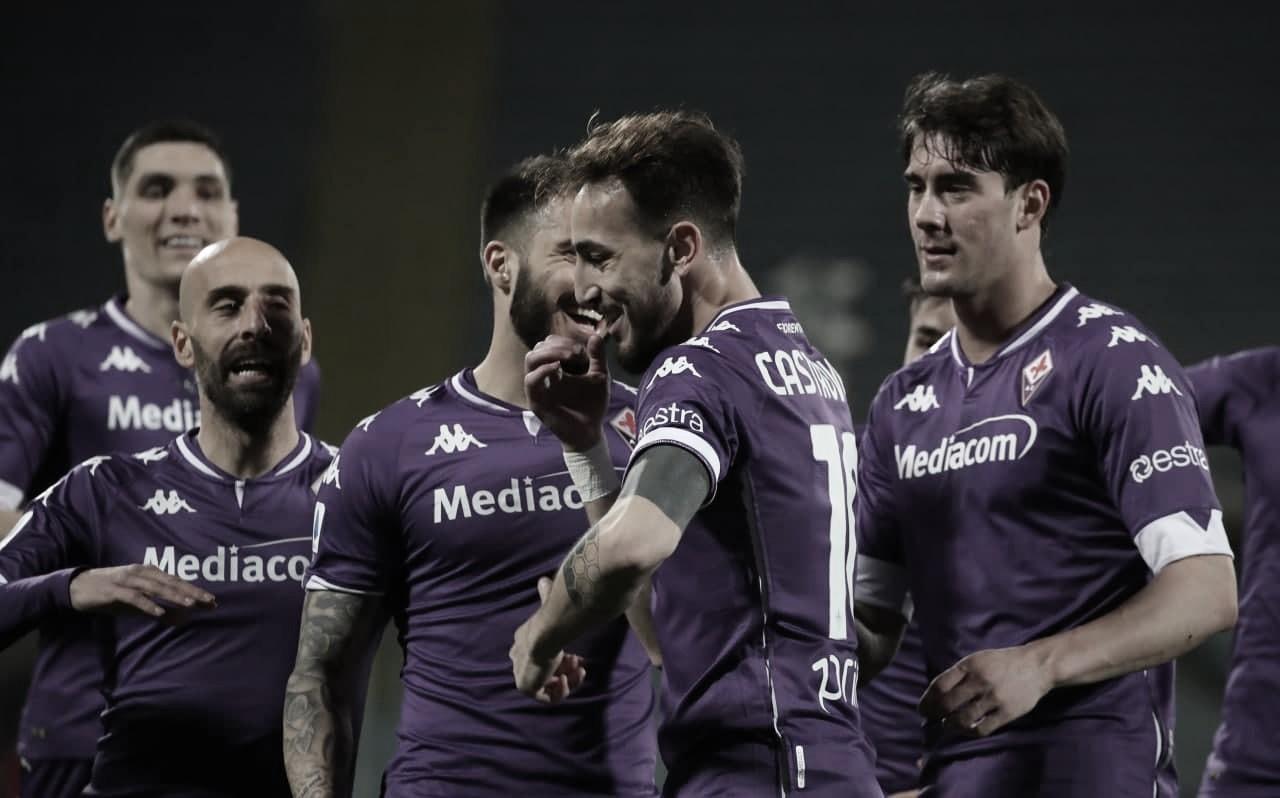 Castrovilli sai do banco para resolver e garante vitória da Fiorentina sobre Spezia
