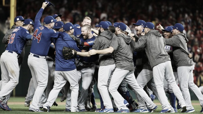 Chicago Cubs advance to National League Championship Series