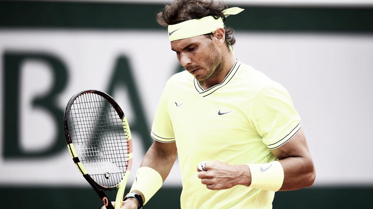 Nadal arrasa Nishikori, avança às semis e segue firme rumo ao 12º título em Roland Garros