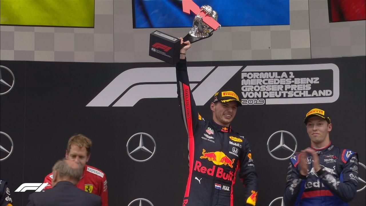 F1, le pagelle del Granpremio di Germania
