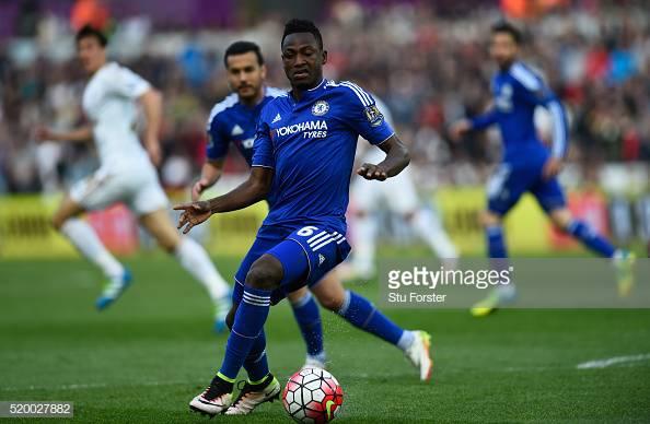 Chelsea's Baba Rahman moves to RCD Mallorca