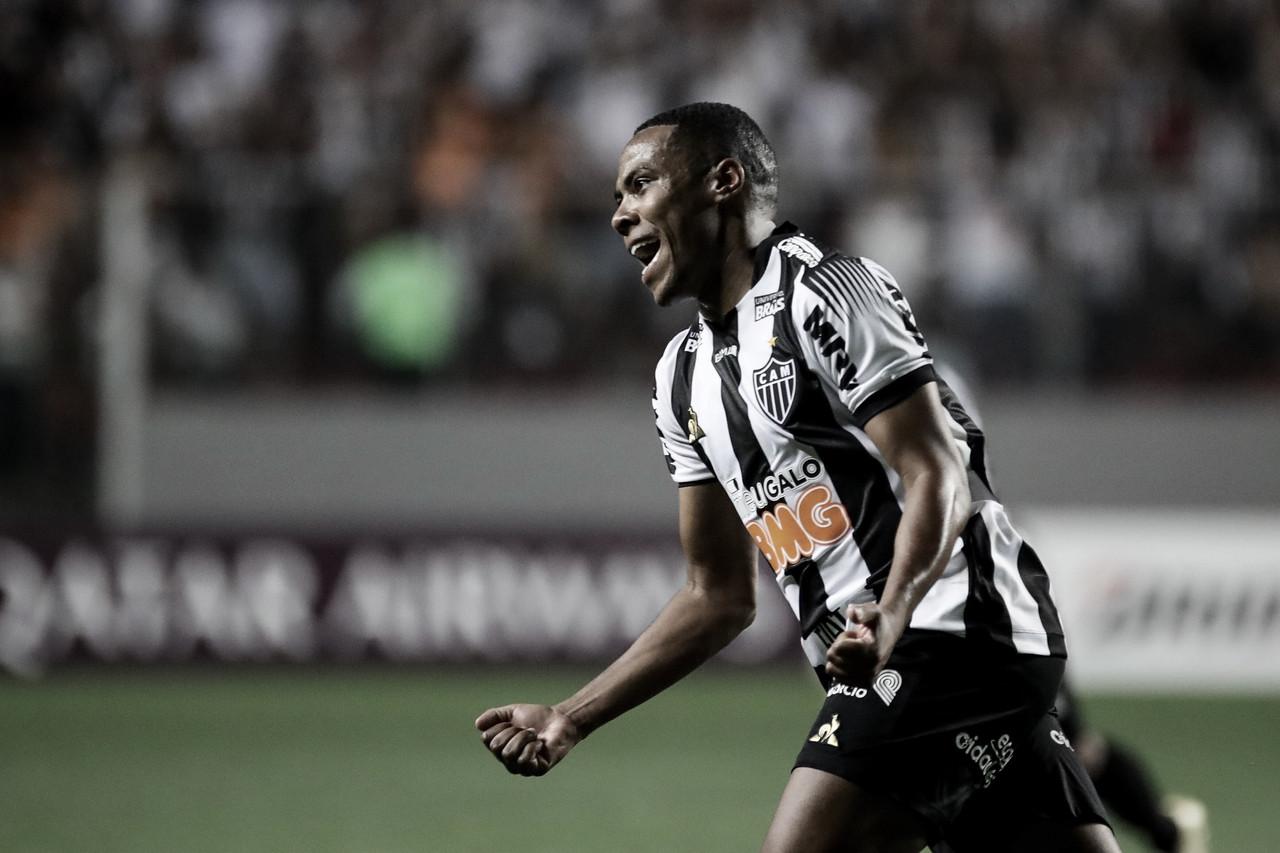Elias garante vitória do Atlético-MG diante do La Equidad pelaSul-Americana