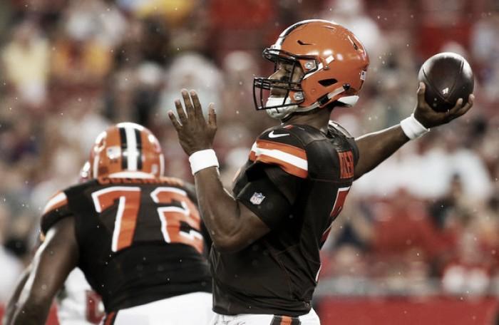Cleveland Browns name DeShone Kizer their starting quarterback