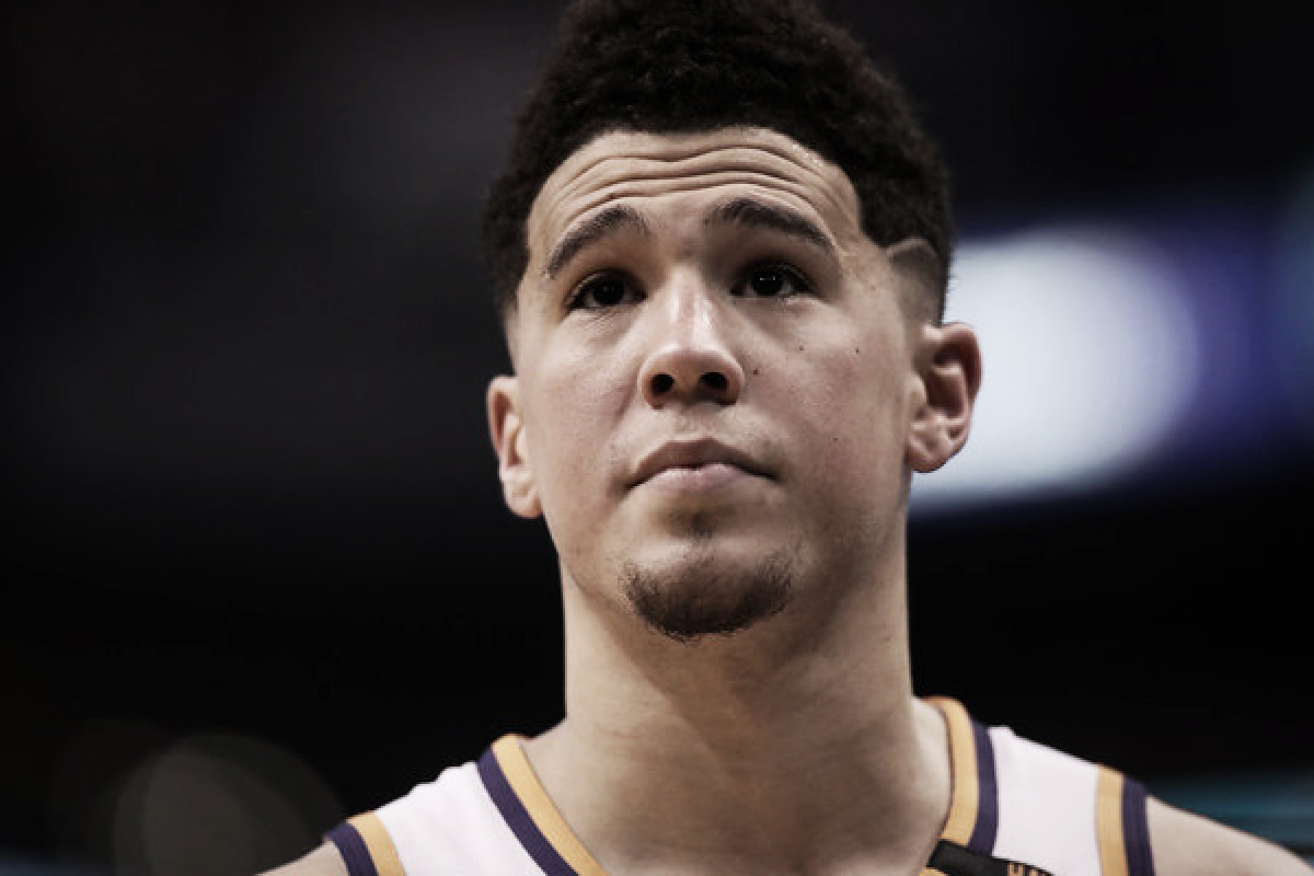 Devin Booker: I'm done with not making the playoffs