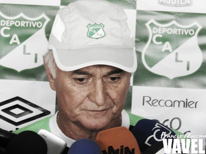 """'Pecoso' Castro: """"Tengo 36 jugadores y todos andan bien"""""""