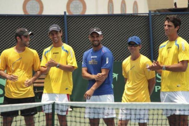 Colombia va por la clasificación del Grupo Mundial de Copa Davis
