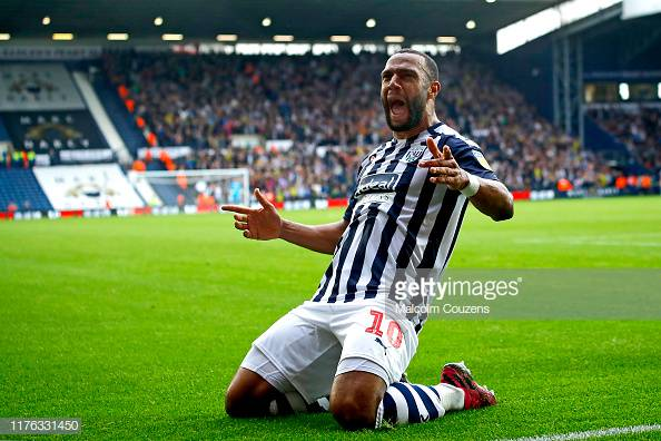 West Brom 4-2 Huddersfield: Baggies rescue three points once again