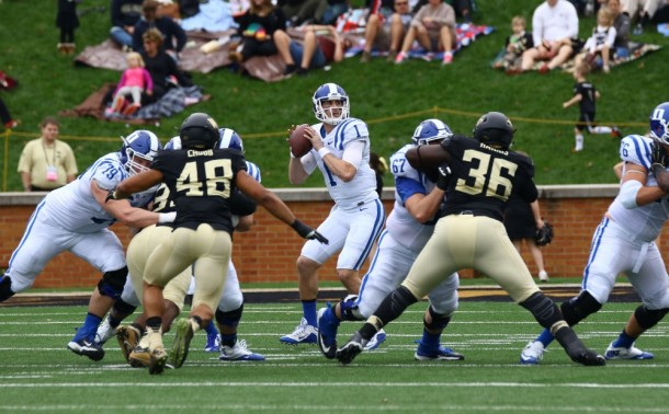 Wake Forest's Season Ends With A Loss To Duke 27-21