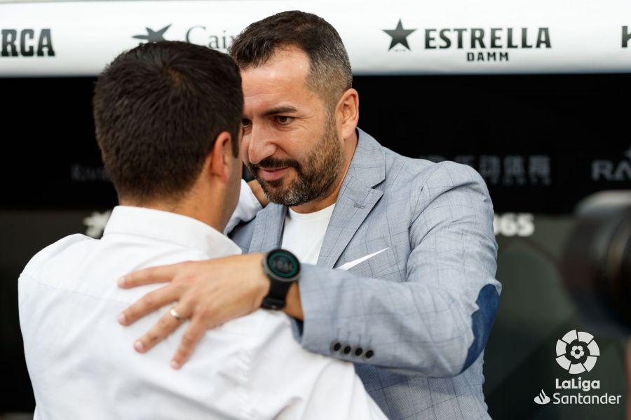 """Diego Martínez: """"Teníamos ganas de refrendar las buenas sensaciones con puntos"""""""