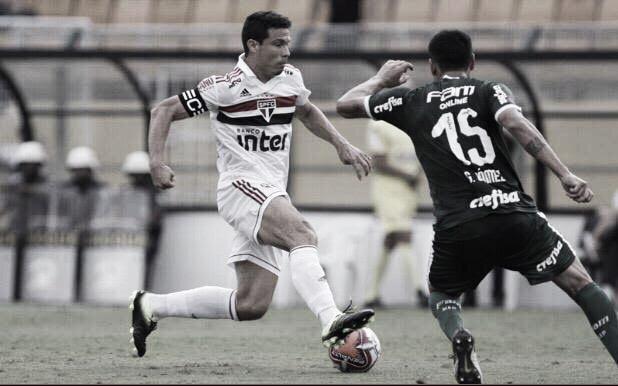 Gols e melhores momentos São Paulo x Palmeiras pelo Brasileirão (1-1)