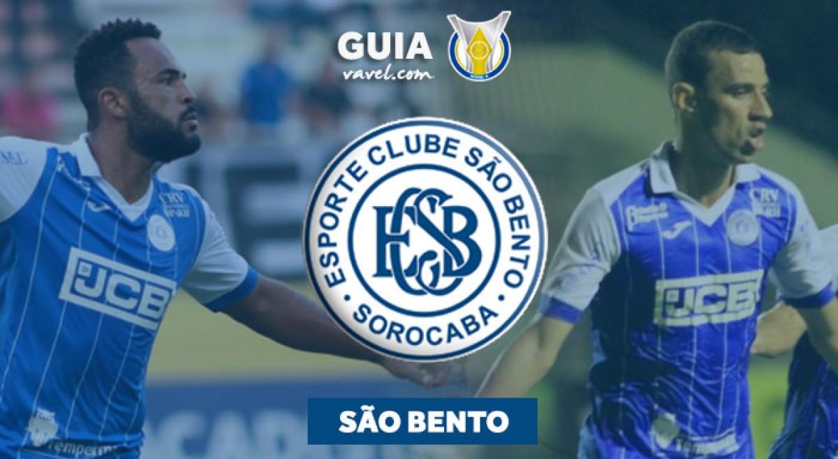 Guia VAVEL do Brasileirão Série B 2018: São Bento