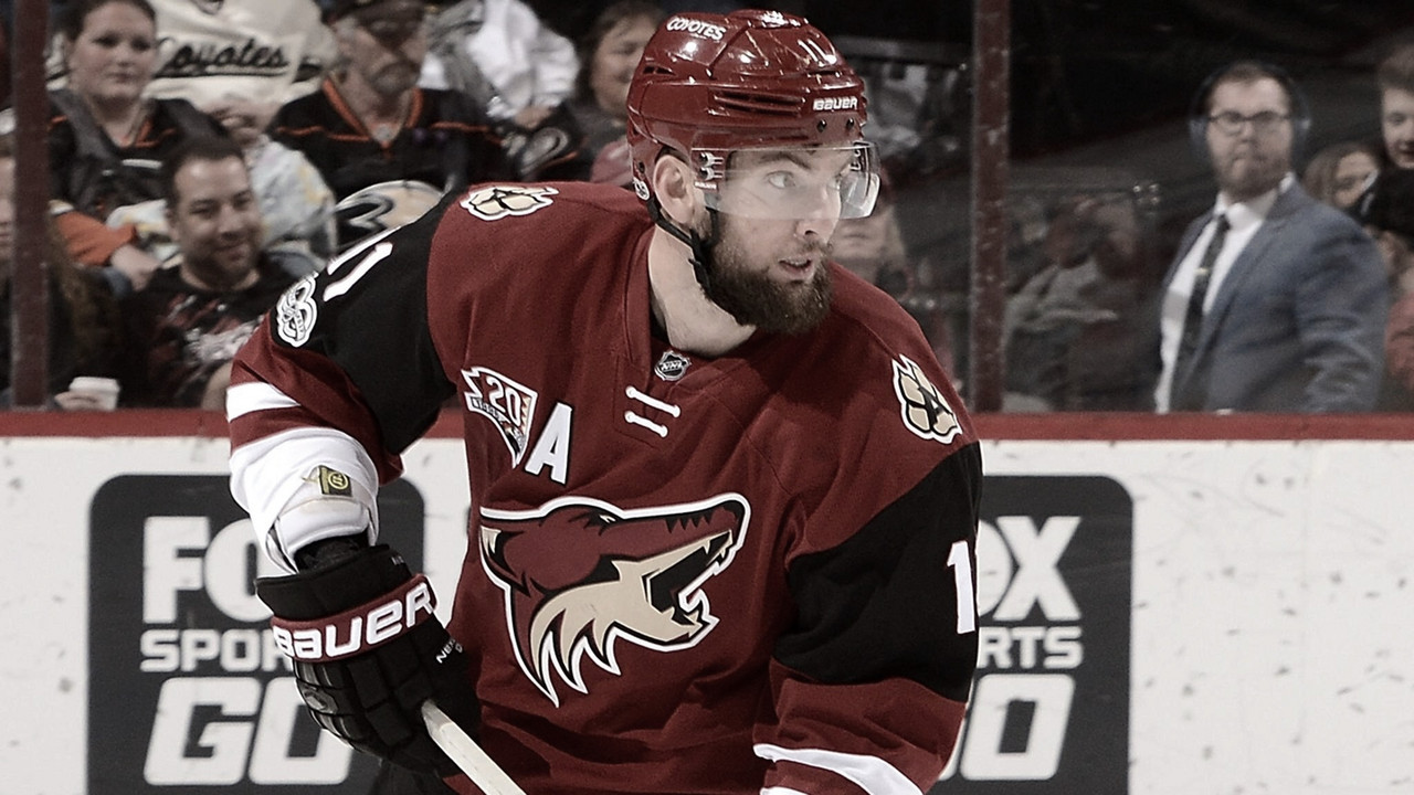 Martin Hanzal / Foto: NHL.com