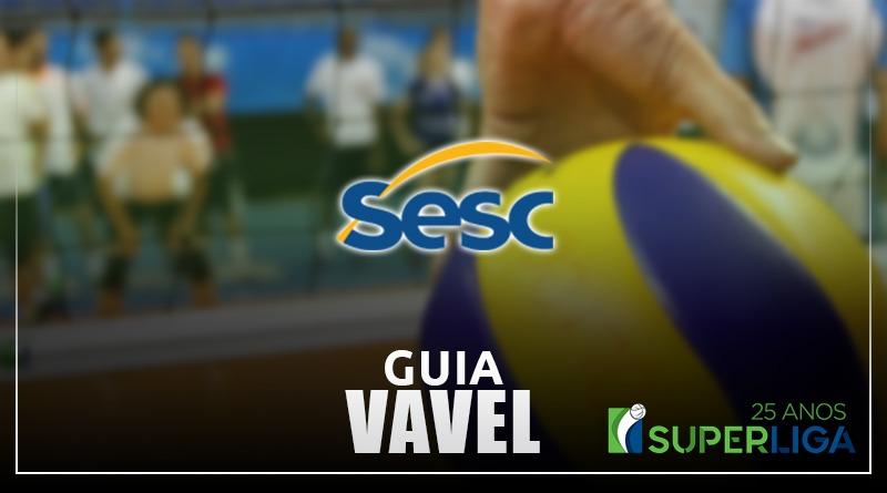 Guia VAVEL Superliga Masculina de Vôlei 2018-19: Sesc-RJ
