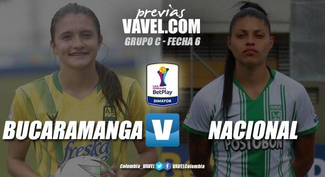 Atlético Bucaramanga vs. Atlético Nacional: duelo de necesitados
