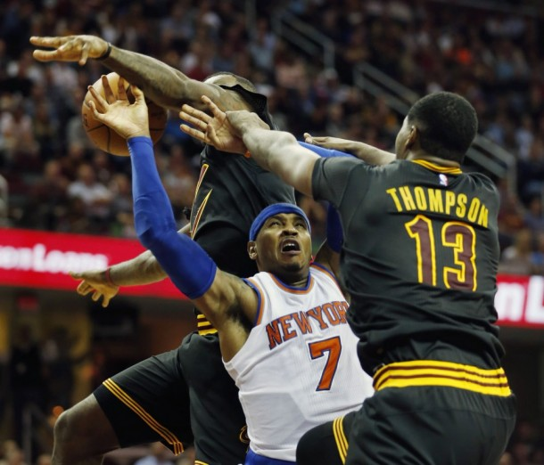 Cleveland Cavaliers - New York Knicks Preview