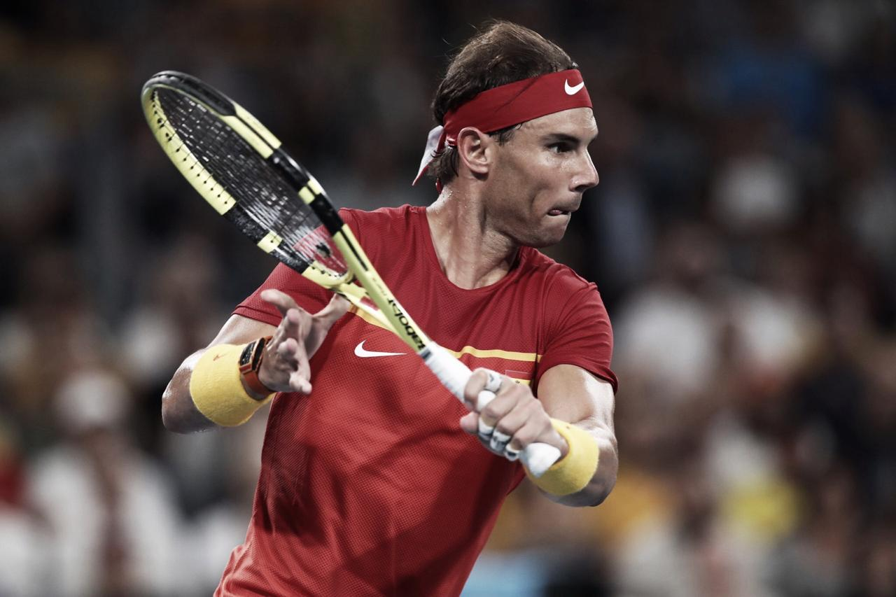 Espanha e Sérvia vencem e se enfrentam na final da ATP Cup