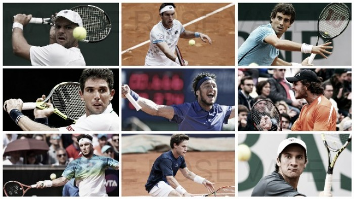 Argentinosen Roland Garros: saldo positivo en primera ronda