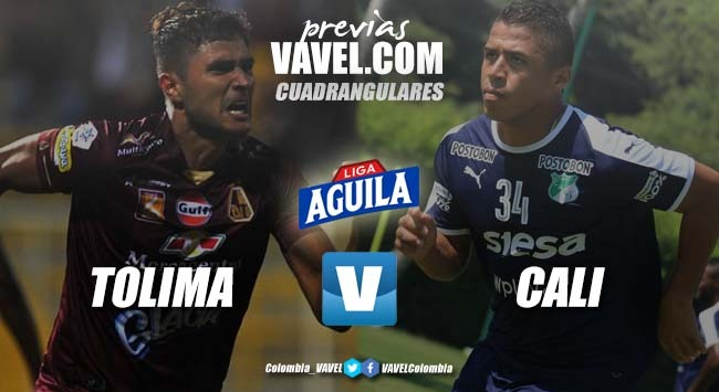 Previa Deportes Tolima vs. Deportivo Cali: el 'pijao' recibe al 'azucarero' para cerrar la fecha 1