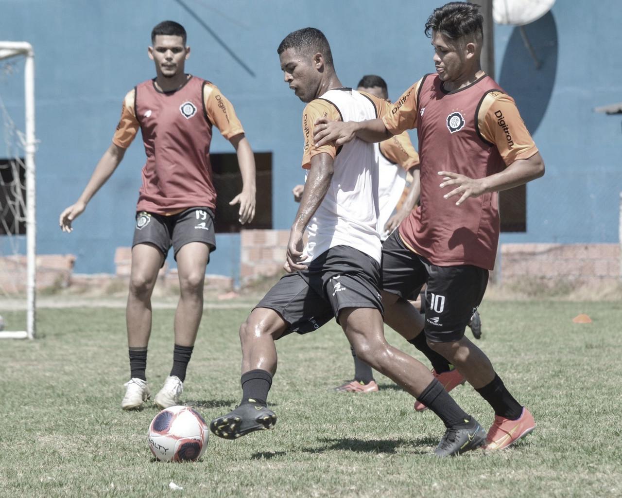 """Alan Patrick destaca meta a ser atingida no Rio Negro-AM: """"Colocar na primeira divisão"""""""