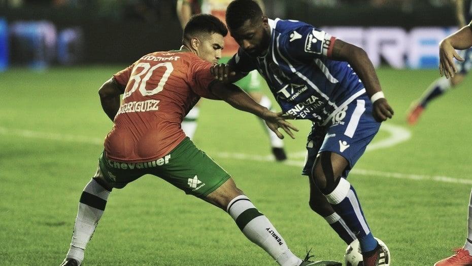 CON EL DIARIO DEL LUNES. Por la Superliga 2018, Godoy Cruz empató 1 a 1 en un encuentro clave por el título de ese año: con esos dos puntos terminaba en el mismo lugar que Boca.