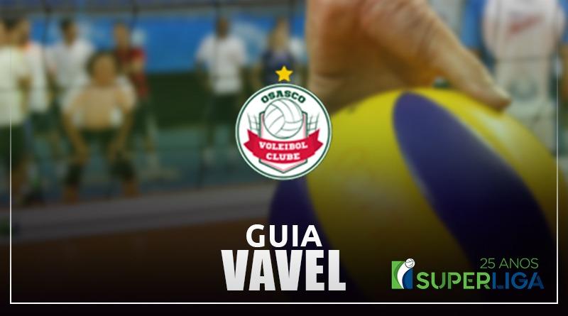 Guia VAVEL Superliga Feminina 2018/19: Osasco-Audax