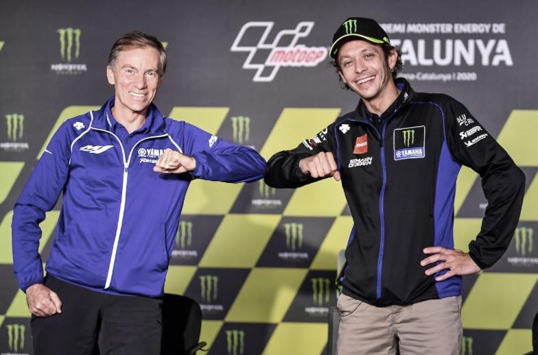 "Lin Jarvis: ""Rossi es muy importante para Yamaha"""