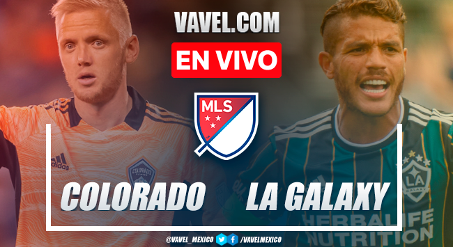 Resumen y goles: Colorado Rapids 1-1 LA Galaxy en MLS 2021