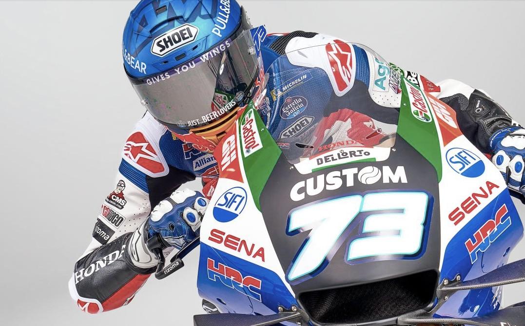 El inicio de la nueva etapa de Álex Márquez con el LCR Honda