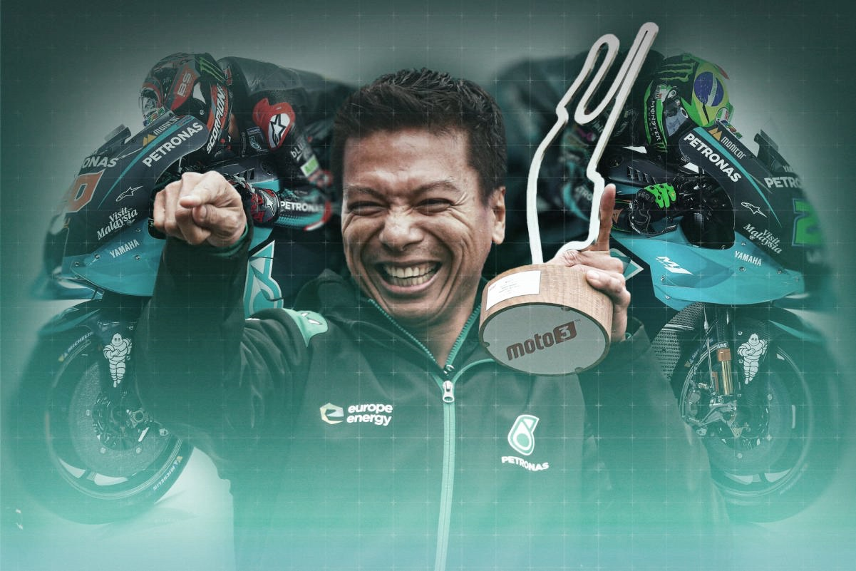 El documental de Petronas Yamaha SRT, Building Success