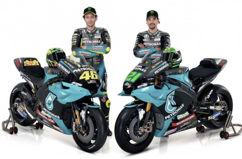 El Petronas SRT presenta su Yamaha para 2021