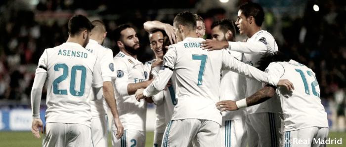 Once madridistas entre los nominados para el once del año de la UEFA