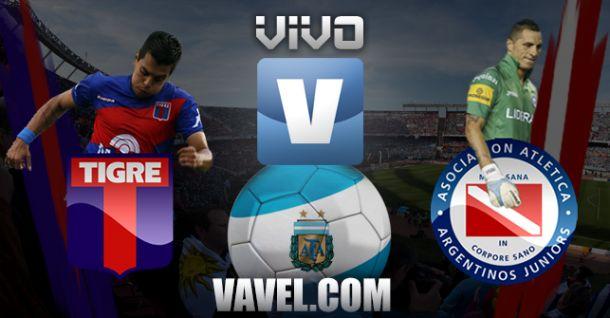 Resulado Tigre - Argentinos Juniors 2014 (0-0)