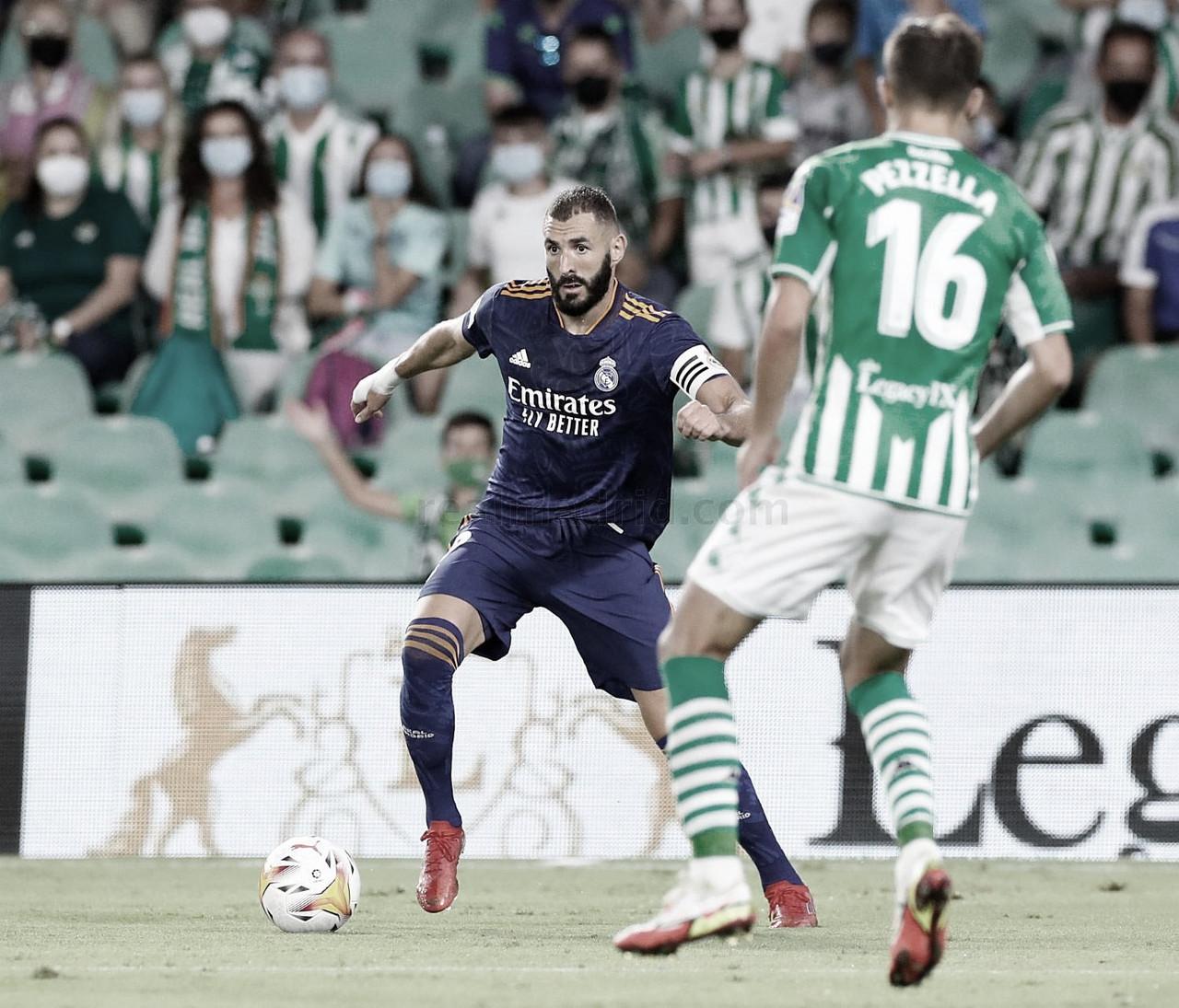Benzema ya es el noveno jugador del Real Madrid con más partidos