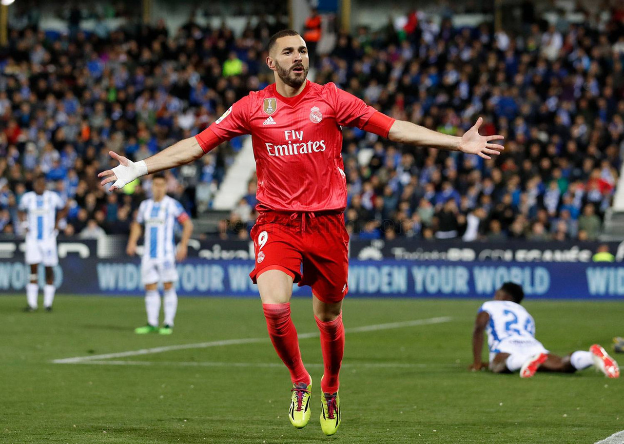 Benzema vuelve a evitar una derrota