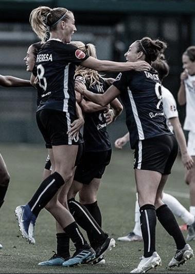 Reign FC Defeat Portland Thorns FC 1-0