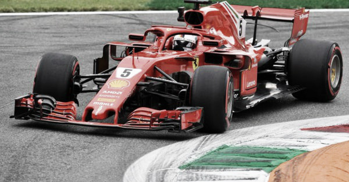 Ferrari acabó mandando en su casa